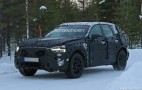 2018 Volvo XC60 spy shots