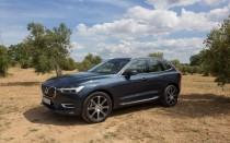 2018 Volvo XC60 first drive, Barcelona