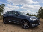2018 Volvo XC60 first drive, Barcelona