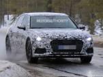 2019 Audi A6 spy shots - Image via S. Baldauf/SB-Medien
