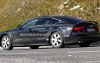 2019 Audi A7 Spy Shots