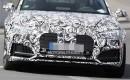 2019 Audi RS 5 test mule spy shots - Image via S. Baldauf/SB-Medien