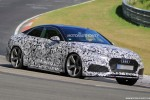 2019 Audi RS 5 spy shots and video