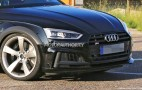 2019 Audi RS 5 spy shots