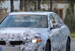 Fall debut for electric BMW 3-Series to fight Tesla Model 3: report