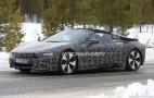 2019 BMW i8 Spyder spy shots