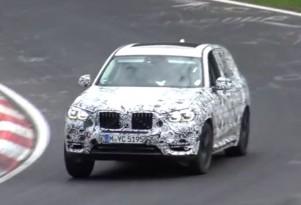 2019 BMW X3 M video