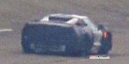 2019 Chevrolet Corvette C8 mid-engine car spy shots