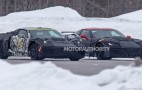 2019 Chevrolet Corvette (C8) spy shots