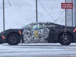 2019 Chevrolet Corvette (C8) spy shots - Image via S. Baldauf/SB-Medien