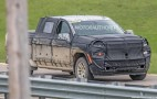 2019 Chevrolet Silverado 1500 spy shots
