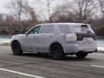 2019 Ford Explorer spy shots - Image via Tom Poeschel