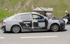 2019 Ford Focus Sedan spy shots