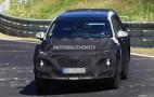 2019 Hyundai Santa Fe spy shots