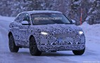 2019 Jaguar E-Pace spy shots and video