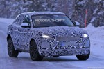 2019 Jaguar E-Pace spy shots