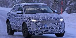 2019 Jaguar E-Pace spy shots - Image via S. Baldauf/SB-Medien