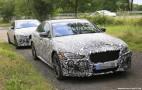 2019 Jaguar XE SVR spy shots