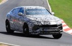 2019 Lamborghini Urus spy shots and video