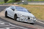 2019 Mercedes-AMG GT 4 spy shots