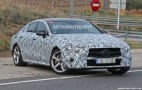 2019 Mercedes-Benz CLS spy shots and video