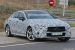 2019 Mercedes-Benz CLS spy shots