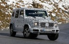 Redesigned G-Class will have just 1 exterior part in common with predecessor