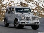 2019 Mercedes-Benz G-Class spy shots - Image via S. Baldauf/SB-Medien