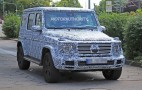 2019 Mercedes-Benz G-Class spy shots and video