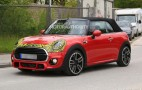 2019 Mini Convertible spy shots