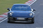 2019 Porsche 911 spy shots and video