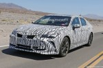 2019 Toyota Avalon spy shots