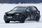 2019 Volvo XC40 spy shots