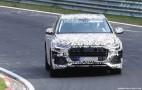 2020 Audi Q8 spy shots