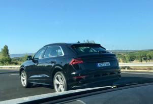 2020 Audi Q8 via AutoPareri