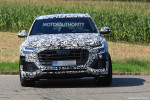 2020 Audi SQ8 spy shots