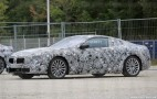 2020 BMW 8-Series spy shots