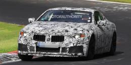 2020 BMW M8 spy shots - Image via S. Baldauf/SB-Medien