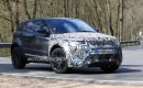 2020 Land Rover Range Rover Evoque test mule spy shots - Image via S. Baldauf/SB-Medien