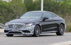 2020 Mercedes-AMG C63 Coupe spy shots
