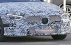 2020 Mercedes-AMG GT 4 spy shots