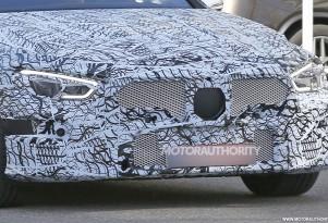 2020 Mercedes-AMG GT 4 spy shots - Image via S. Baldauf/SB-Medien