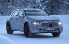 2020 Mercedes-Benz GLA spy shots