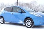 Nissan Leaf, Chevy Volt Range Loss In Winter: New Da