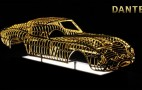 Swiss Artist To Unveil Gold Ferrari 250 GTO Sculpture At Pebble Beach