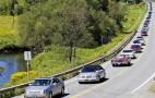 Cadillac Parade Smashes Guinness World Record