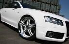 300HP Senner Tuning Audi A5 White Speed TDI