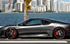 Ferrari F430 carbon wheel package by Miami's 360 Forged