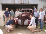 '39 Pontiac Electric Car Conversion (© Roanoke College)