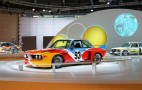 BMW Takes Show On The Road To Celebrate 40 Years Of  Art Cars